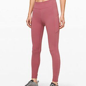 NWT Lululemon Speed Up MR Tight, Size 6, MSRS